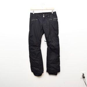 Burton Da Nang Pants, Small Black Snowboard